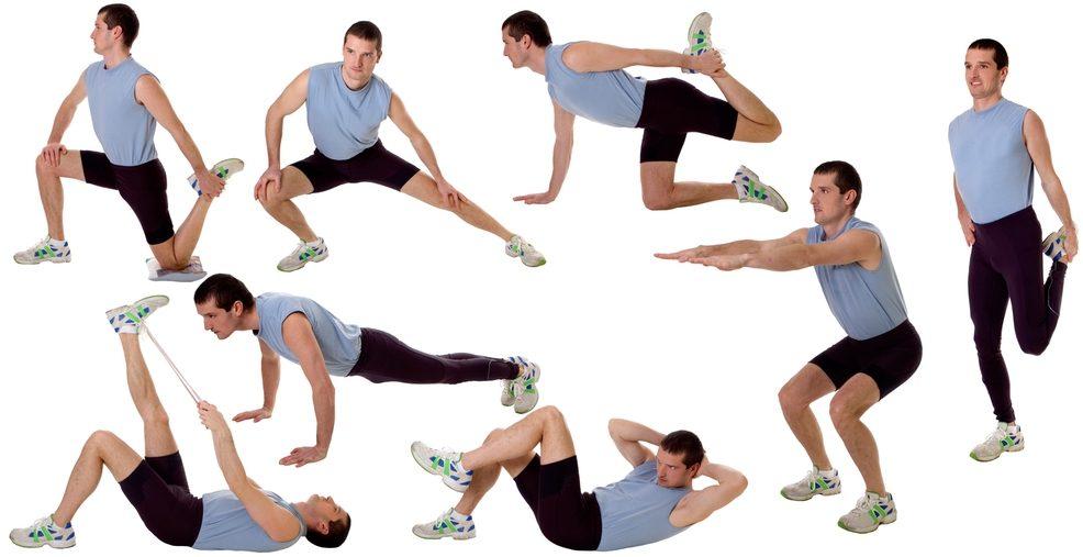 Упражнение На Похудение Мужчин. Как похудеть мужчине в домашних условиях: 18 проверенных способов